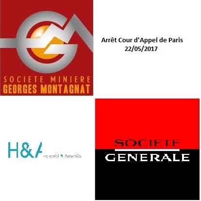 Arrêt SMGM / SG